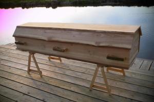 Douglas houten natuurkist